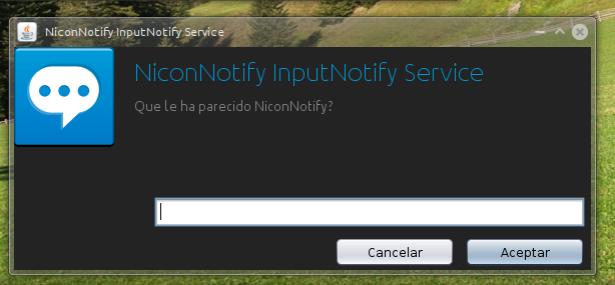 InputNotify