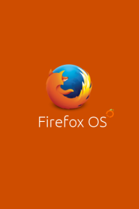 FirefoxOS Orange